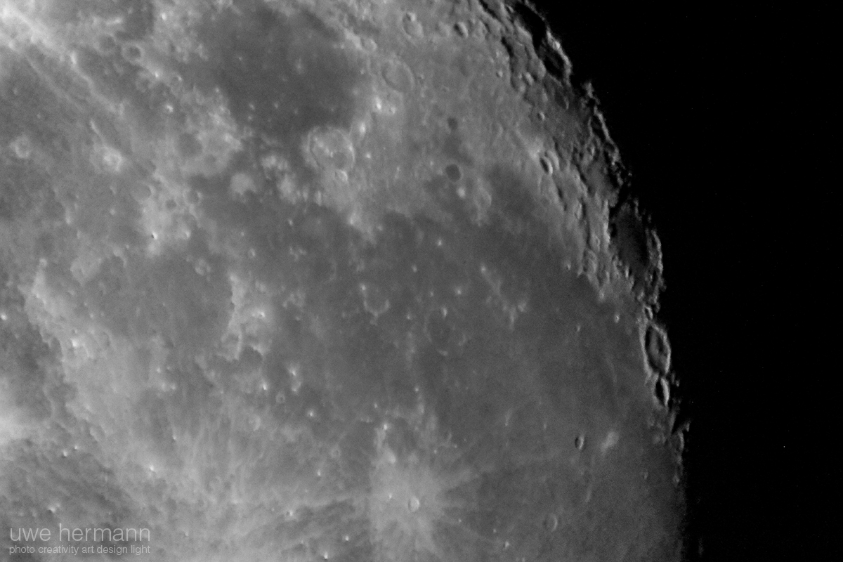 hermann fotografie  Mond