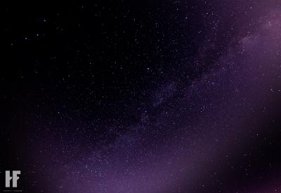 hermann|fotografie Unsere Milchstraße