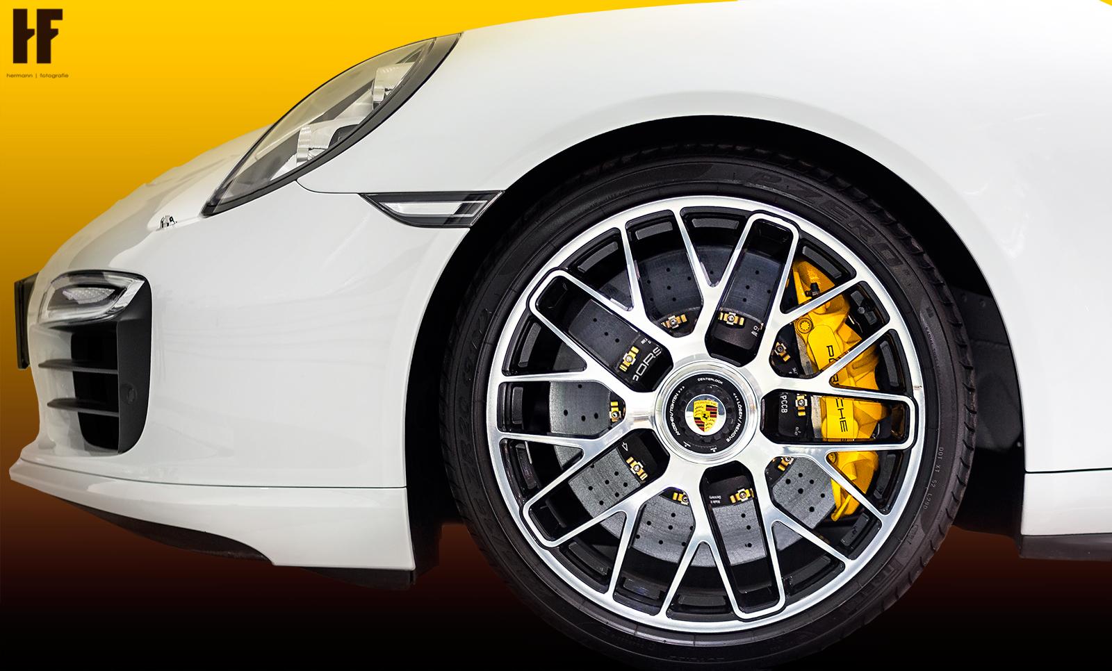 hermann|fotografie Die Felge - Porsche 911 Turbo S