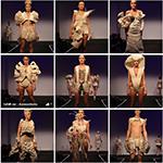 Fashion Show in der Hochschule für Gestaltung in Pforzheim