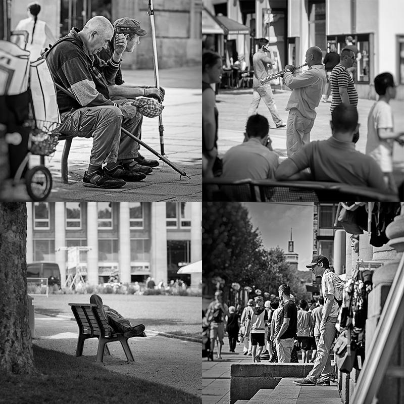 Portfolio erweitert – Streetfotografie