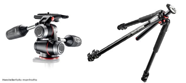 Manfrotto Stativ